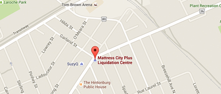 Mattress City Plus